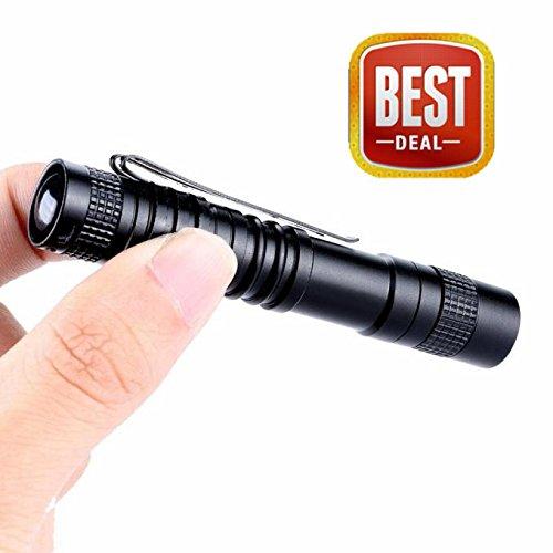 AA Led Flashlight Q5 Tactical Mini Torch Outdoor Waterproof 1000 Lumen 1