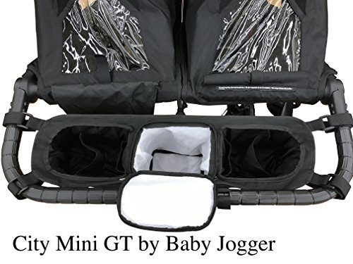 Baby Jogger Double Stroller Car Seat Adaptor For City Go