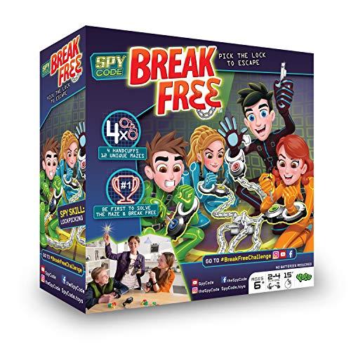 Top 8 Break Free Spiel - Brettspiele - Oremal